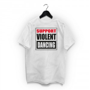 img-support-violent-dancing-tshirt-blanc-logo-noir-rouge