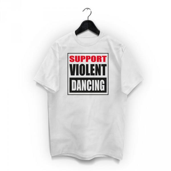 img-support-violent-dancing-tshirt-blanc-logo-noir-rouge